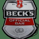 BECKS-uitgesneden-tin-plate